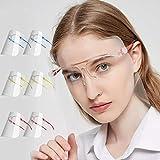 Pantalla Protección Facial Transparente, Face Shield Visor Set...