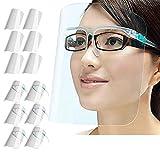 PETHREE Pantalla Protección Facial Transparente para Adultos y...