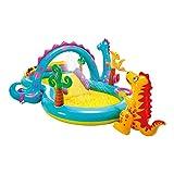 Intex-57135NP Dinoland Play Center-Centro de juegos acuático...