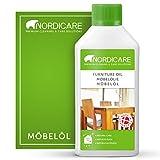 Aceite para madera Nordicare 500ml para el cuidado de los muebles...