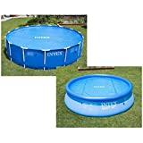 Intex 29021 - Cobertor solar para piscinas 305 cm de diámetro
