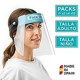 Pantalla Protección Facial Sonaprotec - Protector Facial...